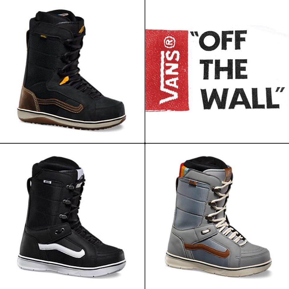 vans snowboard boots 2016