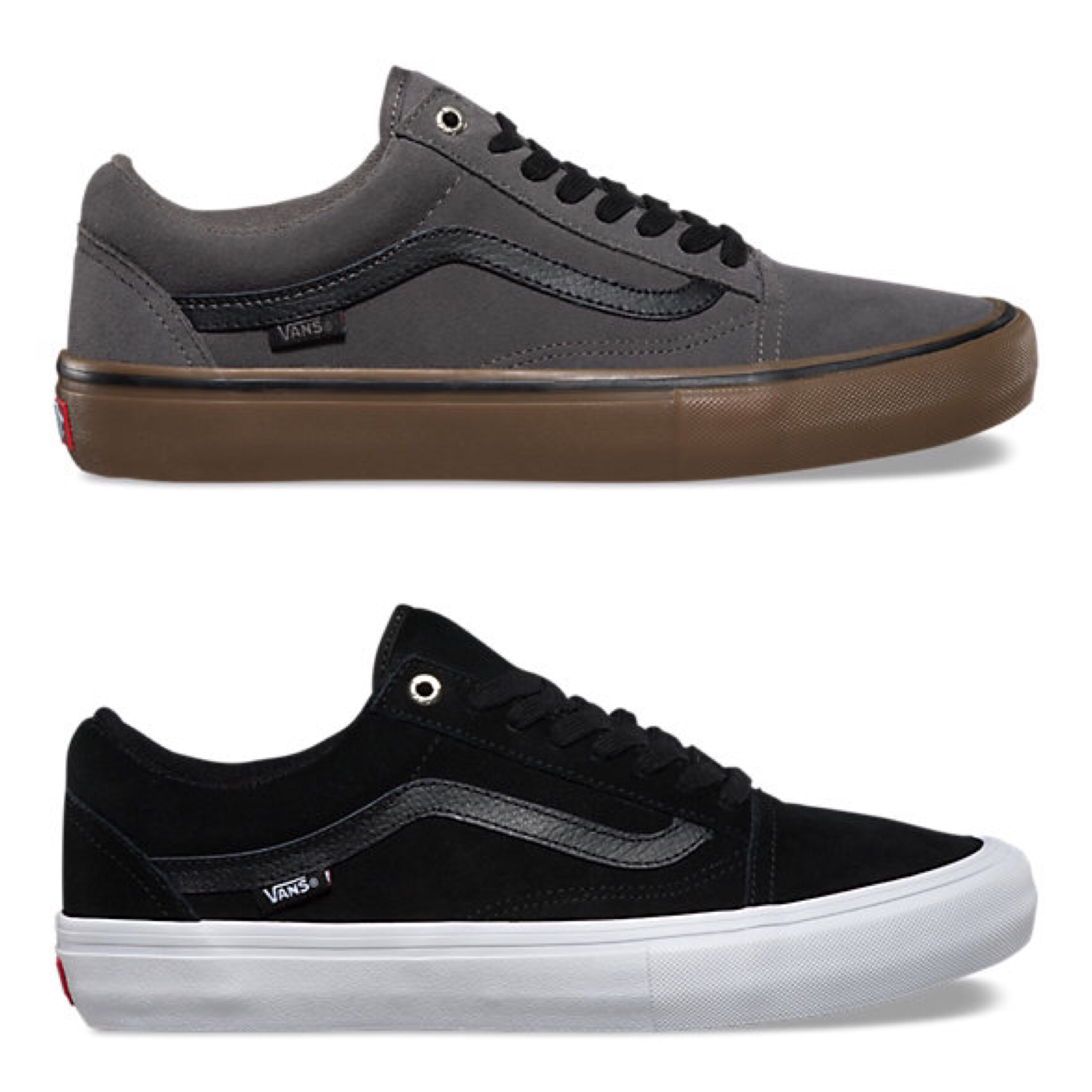 bd4cf0936e94 Two new colors in the Old Skool Pro from Vans!  65  centralboardshop  wausau
