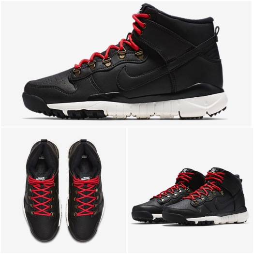 new style 6fe7c 85095 Stay warm & dry this winter with the new Nike SB Dunk High R ...