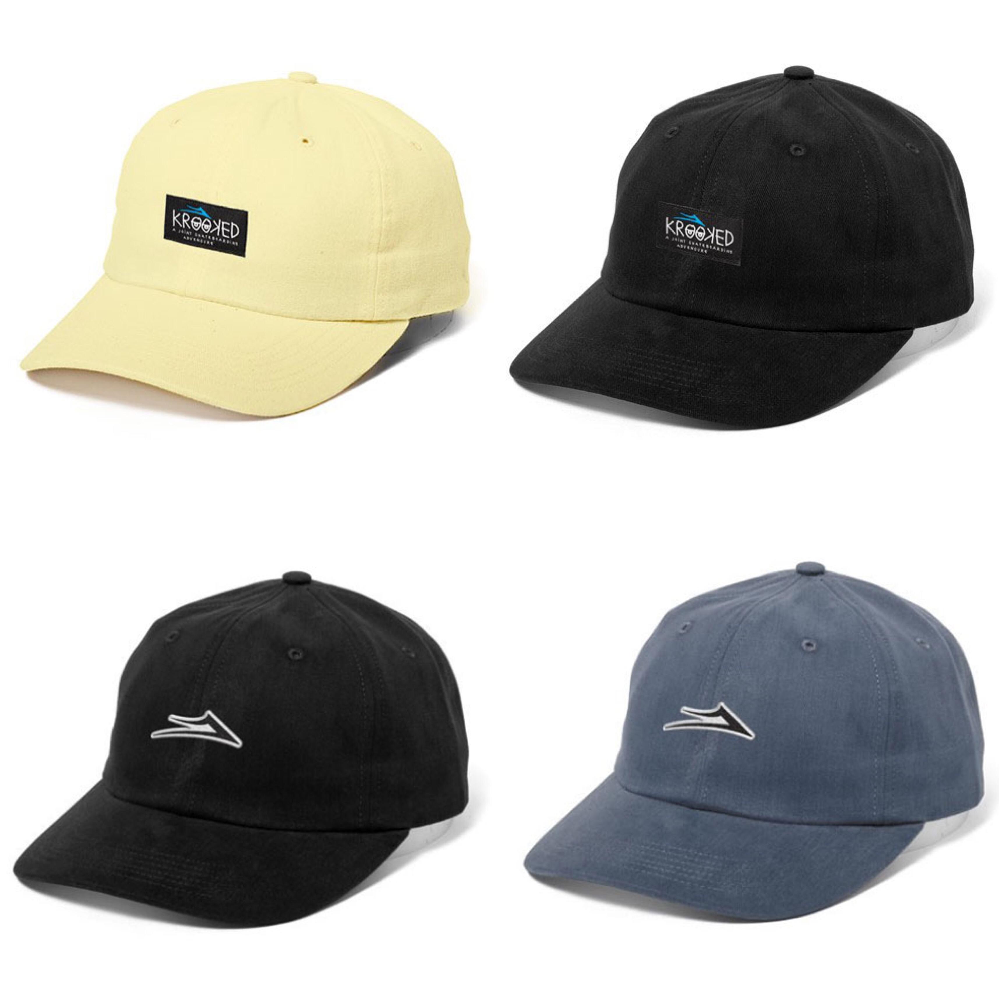 New Lakai X Krooked dad hats!  26  28 – Central Board Shop 69d561ed4d3